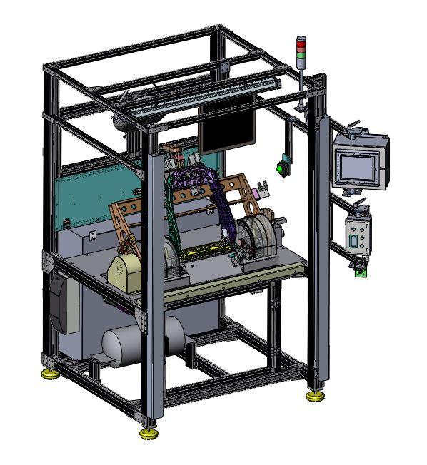Automated Seat Testing Machine | Sci Mech